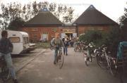 Boerderij  Beijumerweg 17 verbouwd tot Sociaal Cultureel Centrum in 1987