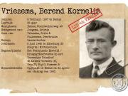 Vriezema, Berend Cornelis