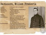 Bathoorn, Willem Frederik