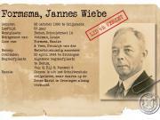 Formsma, Jannes Wiebe