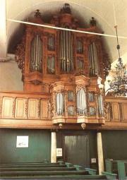 Orgel Ned.Herv. Kerk